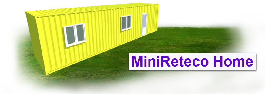 Contenedores Habitables MiniReteco Home