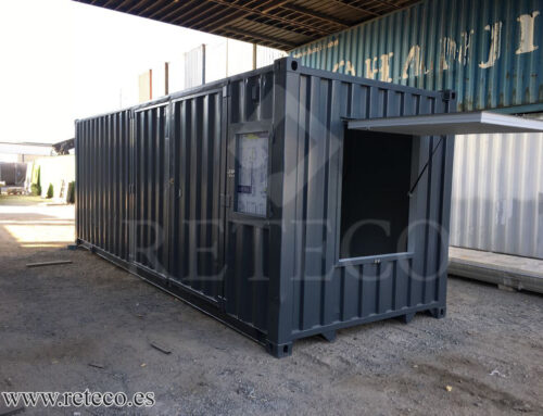 Sale Container Industrial Use – Generator sets