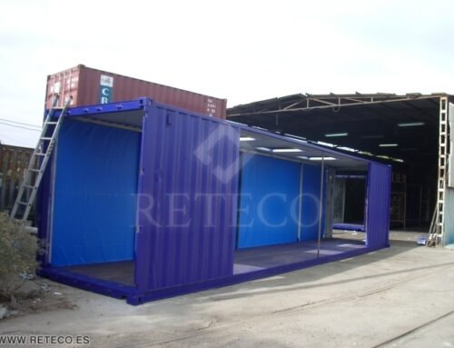 Sale Containers Commercial or Event Use, Movistar Meeting Classroom