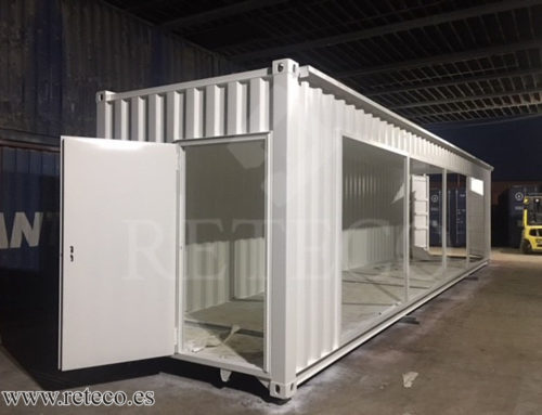 Sale Containers Commercial or Event Use, Showcase