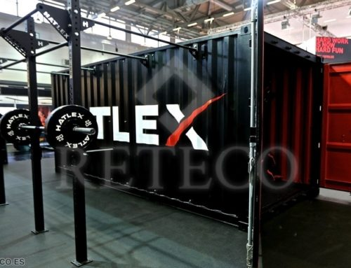 Sale Containers Commercial or Event Use, Mobile Gym